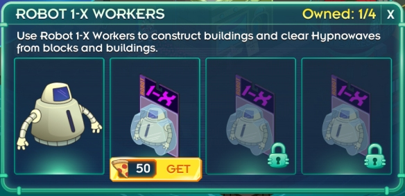 Robot 1 X prices