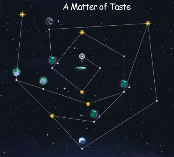 TK 15 A Matter of Taste