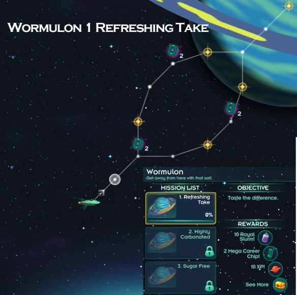 Wormulon 1 Refreshing Take