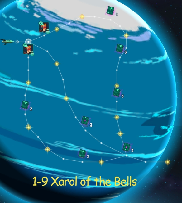 Xmas 1-9 Xarol of the Bells