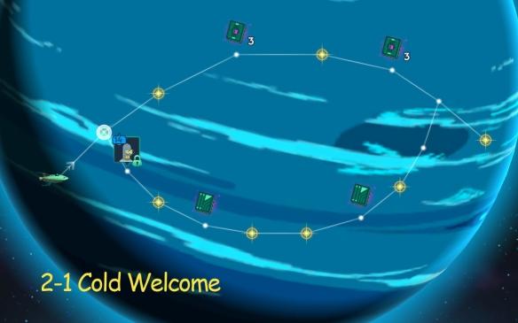Xmas Xarol 2-1 Cold Welcome