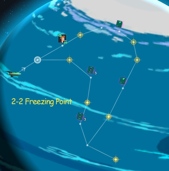 Xmas Xarol 2-2 Freezing Point