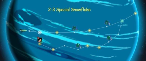 Xmas Xarol 2-3 Special Snowflake