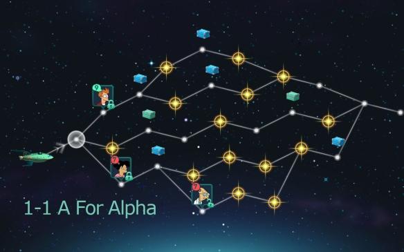 Alpha 1-1 A For Alpha