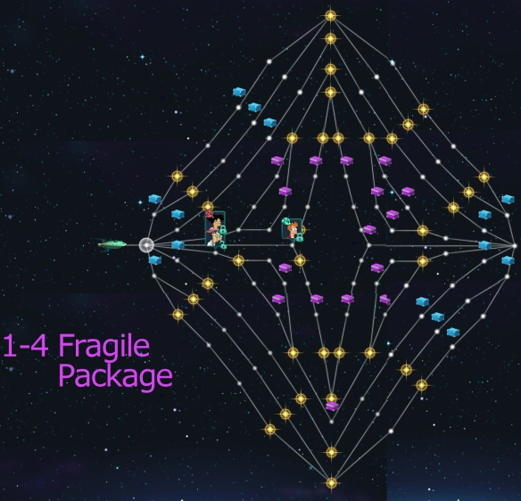 Alpha 1-4 Fragile